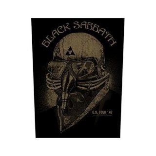 BLACK SABBATH US Tour 1978, バックパッチ