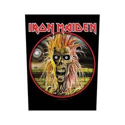IRON MAIDEN Iron Maiden, バックパッチ