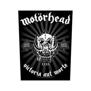 MOTORHEAD Victoria aut Morte 1975 - 2015, バックパッチ