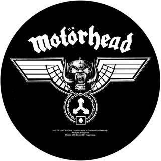 MOTORHEAD Hammered, バックパッチ