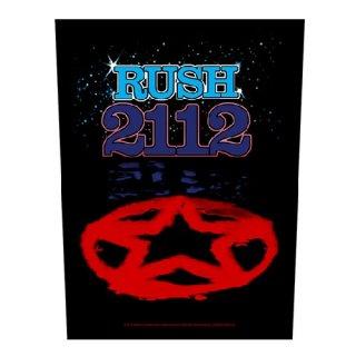 RUSH 2112, バックパッチ