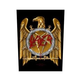 SLAYER Golden Eagle, バックパッチ