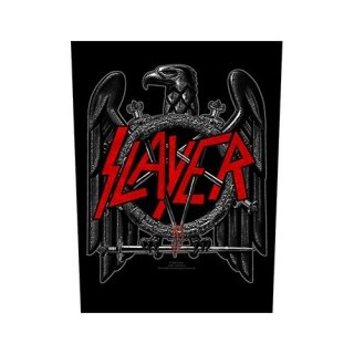 SLAYER Black Eagle, バックパッチ