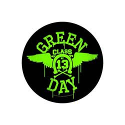 GREEN DAY Neon Wings, バックパッチ