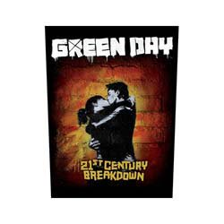 GREEN DAY 21st Century Breakdown, バックパッチ