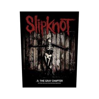 SLIPKNOT .5The Gray Chapter, バックパッチ