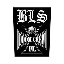 BLACK LABEL SOCIETY Doom Crew, バックパッチ