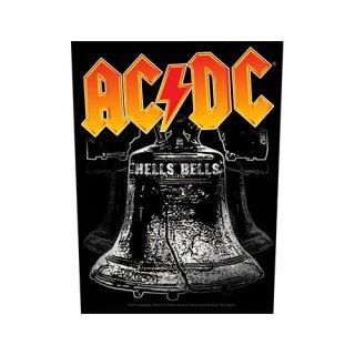 AC/DC Hells Bells, バックパッチ