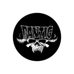 DANZIG Classic Skull, バックパッチ