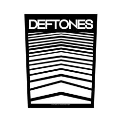 DEFTONES Abstract Lines, バックパッチ