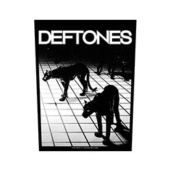 DEFTONES Panther, バックパッチ
