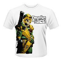 2000AD Gun, Tシャツ