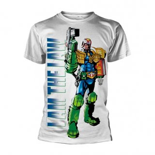 2000AD I am the law 2, Tシャツ
