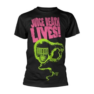 2000AD Judge death lives!, Tシャツ