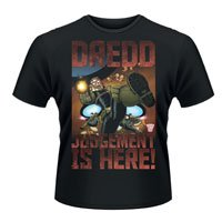 2000AD Judgement is here, Tシャツ