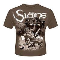 2000AD Slaine painting, Tシャツ