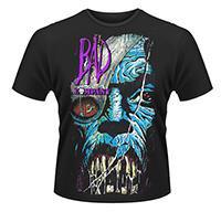 2000AD Zombie malcolm, Tシャツ