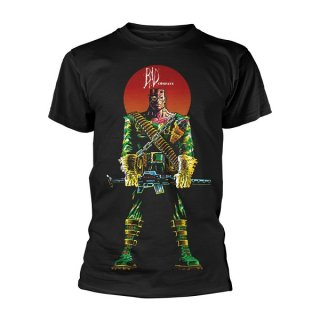JUDGE DREDD Soldier, Tシャツ