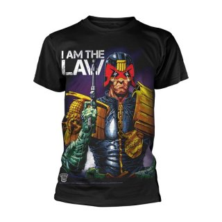 JUDGE DREDD I Am The Law, Tシャツ