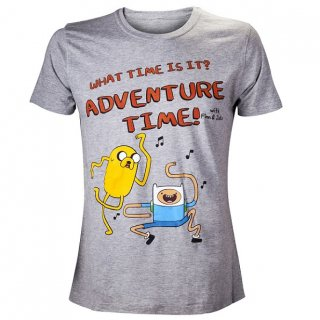 ADVENTURE TIME What Time, Tシャツ