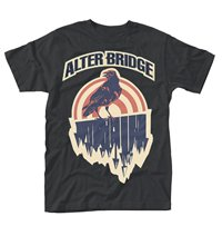 ALTER BRIDGE Black Crow, Tシャツ