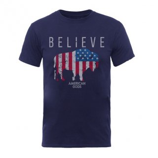 AMERICAN GODS Believe In Bull, Tシャツ