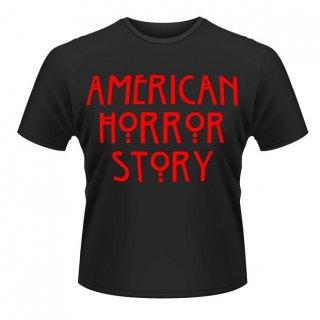 AMERICAN HORROR STORY Logo, Tシャツ