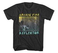 ARCADE FIRE Black reflektor, Tシャツ