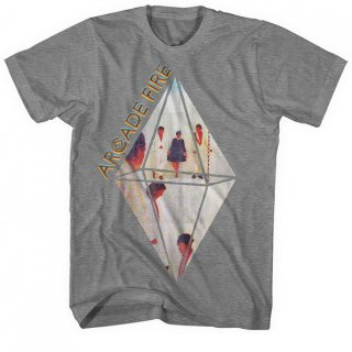 ARCADE FIRE Grey Diamond, Tシャツ