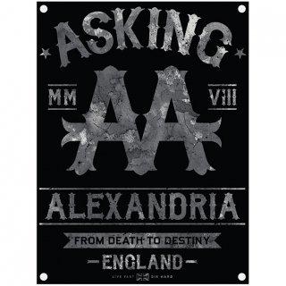 ASKING ALEXANDRIA Black Label, 布製ポスター