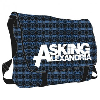 ASKING ALEXANDRIA All Over, メッセンジャーバッグ