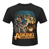 ASKING ALEXANDRIA Am I Insane, Tシャツ