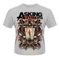 ASKING ALEXANDRIA Candle, Tシャツ