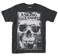 ASKING ALEXANDRIA Facial, Tシャツ