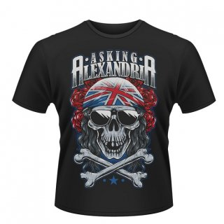ASKING ALEXANDRIA Grayskull, Tシャツ