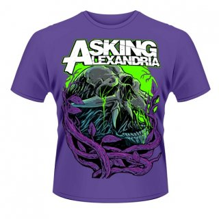 ASKING ALEXANDRIA Night Slime 2, Tシャツ
