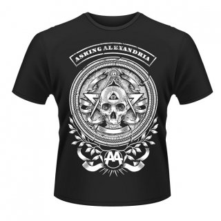 ASKING ALEXANDRIA Passion, Tシャツ