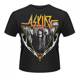 ASKING ALEXANDRIA Skeleton Arms, Tシャツ