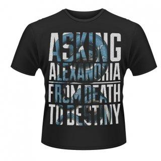 ASKING ALEXANDRIA Snakes, Tシャツ