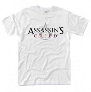 ASSASSINS CREED Logo (white), Tシャツ