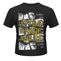 ATTILA Rageaholics, Tシャツ