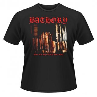 BATHORY Under The Sign..., Tシャツ