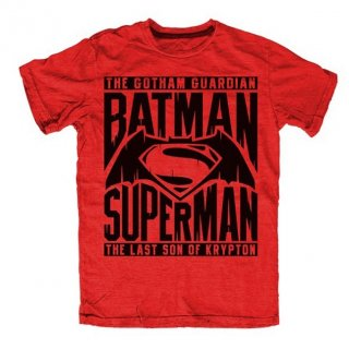 BATMAN VS SUPERMAN The Gotham Guardian, Tシャツ