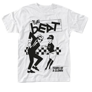 THE BEAT Tears Of A Clown, Tシャツ