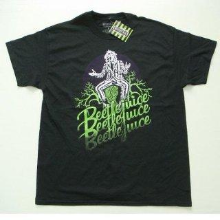 BEETLEJUICE Beetlejuice Faded, Tシャツ