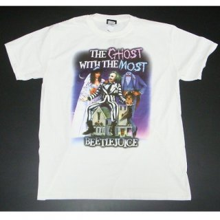 BEETLEJUICE The Ghost With The Most, Tシャツ