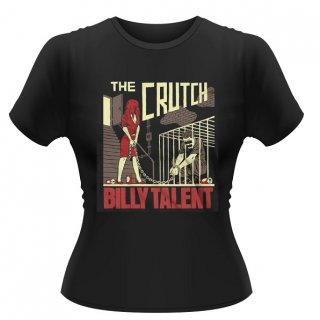 BILLY TALENT The Crutch, レディースTシャツ