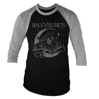 BLACK VEIL BRIDES Moon Reaper, ラグラン七分袖シャツ