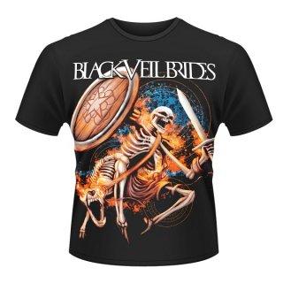 BLACK VEIL BRIDES Skelewarrior, Tシャツ