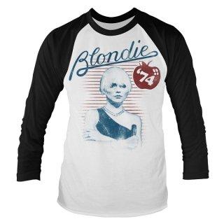 BLONDIE Apple 74, ラグランロングTシャツ